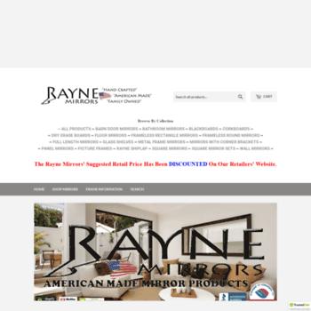Rayne-mirrors.myshopify.com thumbnail