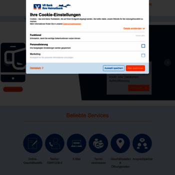 Rb Gothade At Wi Privatkunden Raiffeisenbank Gotha Eg