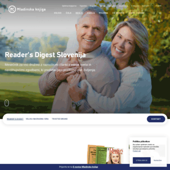 Rdslovenija.si thumbnail