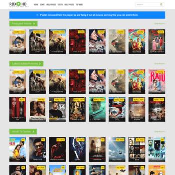 rdxhd movies online