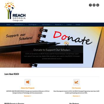 Reachga.org thumbnail