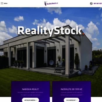 Realitystock.cz thumbnail