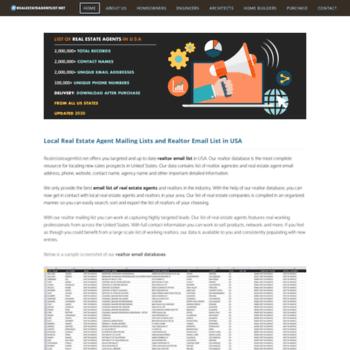 realtorsemail com at WI  List of Realtors and Real Estate