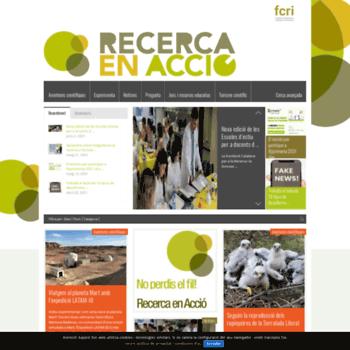 Recercaenaccio.cat thumbnail