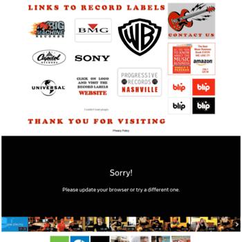 Record-labels.net thumbnail