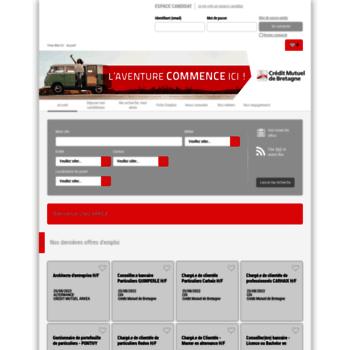Recrutement Arkea Com At Wi Credit Mutuel Arkea Site D Offres D