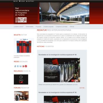 Red-intur.org thumbnail