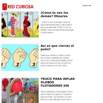 Redcuriosa.club thumbnail