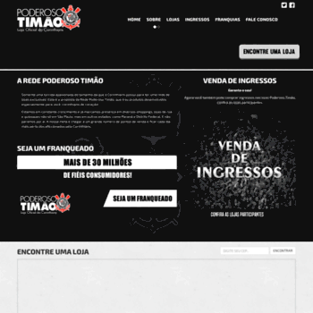 3ec67a1c20466 Redepoderosotimao.com.br thumbnail. Alexa Rank  3239650. Poderoso Timão - A loja  oficial do Corinthians