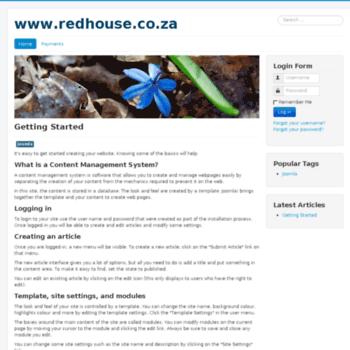 Redhouse.co.za thumbnail