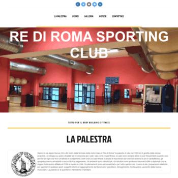 Rediromasportingclub.it thumbnail