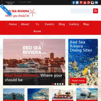 Redsea-riviera.info thumbnail