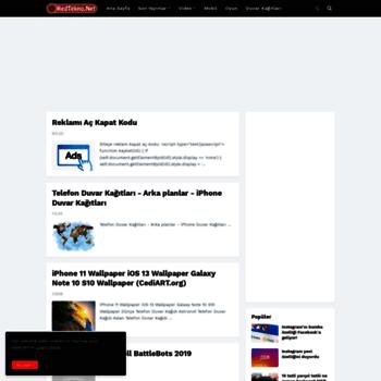 Redtekno.net thumbnail
