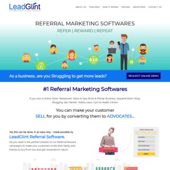 Referralmarketingsoftwares.com thumbnail