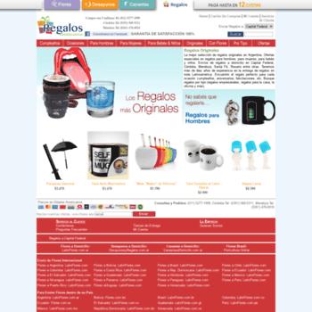 Regalosgeniales.com.ar thumbnail