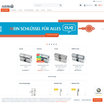 Reiche-sicherheit.de thumbnail
