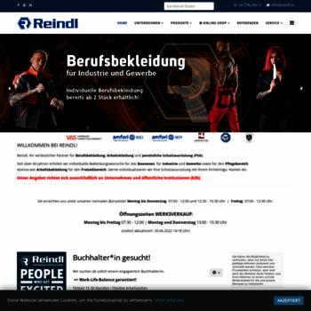 Reindl.at thumbnail