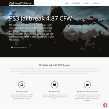download ps3 jailbreak 4.83 of the latest custom firmware