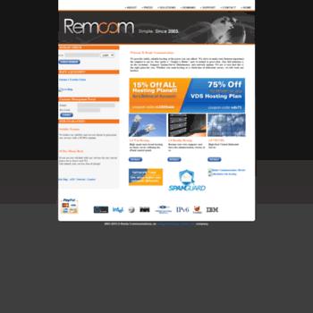 Remcom.net thumbnail
