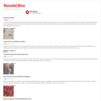 Remodelblog.net thumbnail