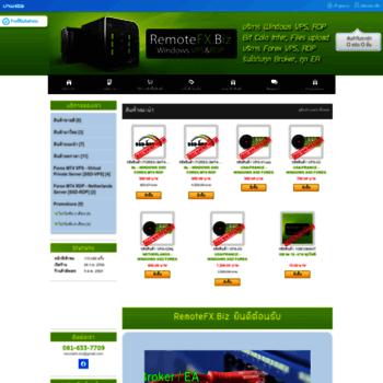 Remotefx.biz thumbnail