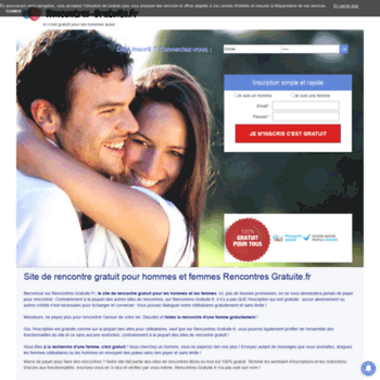 Site de rencontre de Chating gratuit