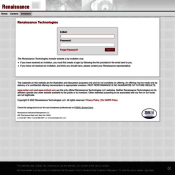 renfund com at WI  Renaissance