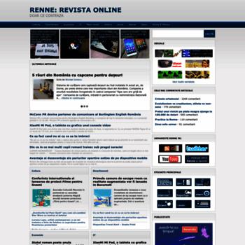 Renne.ro thumbnail
