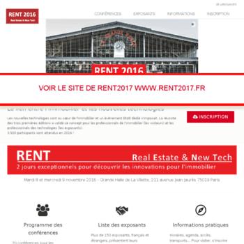 Rent2016.fr thumbnail