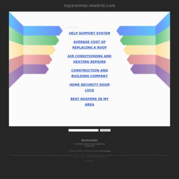 Repararmac-madrid.com thumbnail