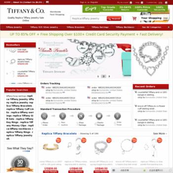 Replicatiffanyjewelry.org thumbnail