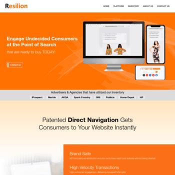 Resilion.net thumbnail