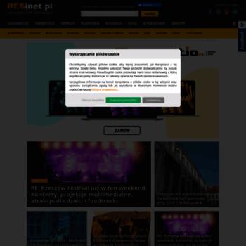 Resinet.pl thumbnail