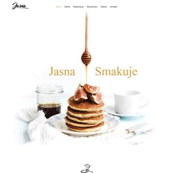 Restauracjajasna.pl thumbnail