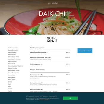 Restaurant-daikichi.fr thumbnail