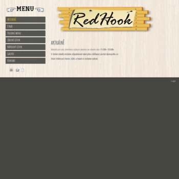 Restaurantbarredhook.cz thumbnail