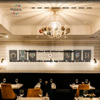 Restoranmoon.ee thumbnail