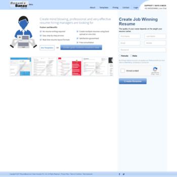 Resumebanao Com At Wi Resume Banao Create Resume Online