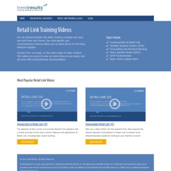 retaillink tv at WI  Retail Link TV | Online Retail Link
