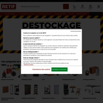 Retif.eu thumbnail