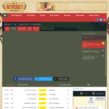 Retrobet1.tv thumbnail