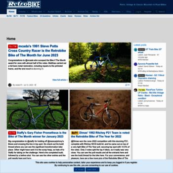 Retrobike.co.uk thumbnail
