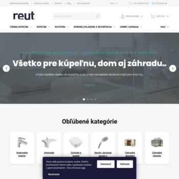 Reut.sk thumbnail