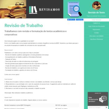 Revisamos.com.br thumbnail