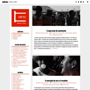 Revistacinetica.com.br thumbnail