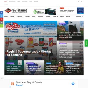 Revistanet.com.br thumbnail