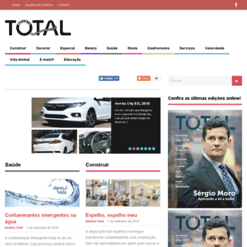 Revistatotalonline.com.br thumbnail