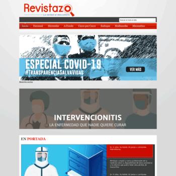 Revistazo.biz thumbnail