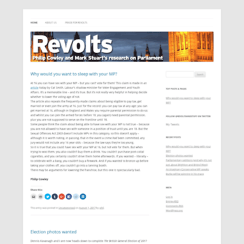 Revolts.co.uk thumbnail