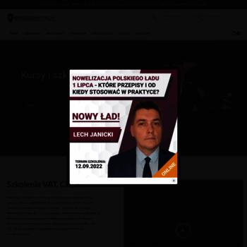 Rewolucjaumyslow.pl thumbnail